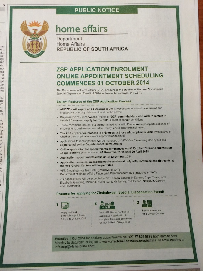 Zsp Immigration Lawyers Consultants South African Immigration