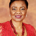 Minister of Home Affairs South Africa Prof Hlengiwe Buhle Mkhize